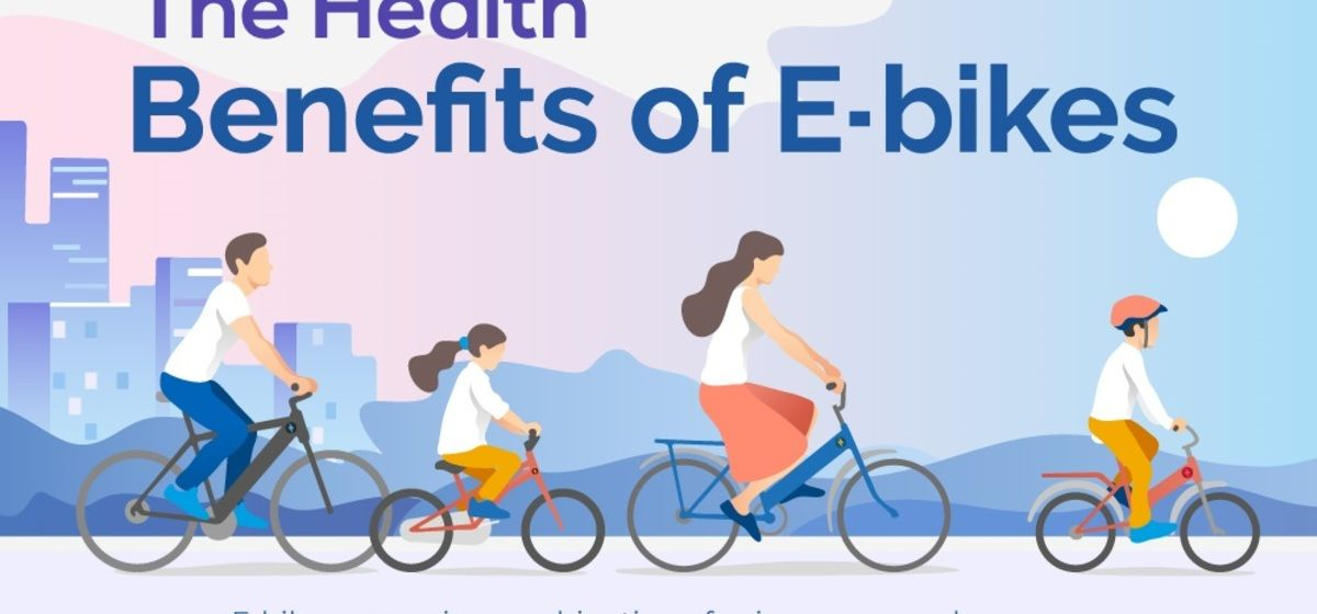 The E-Biking Takeover & Health Benefits