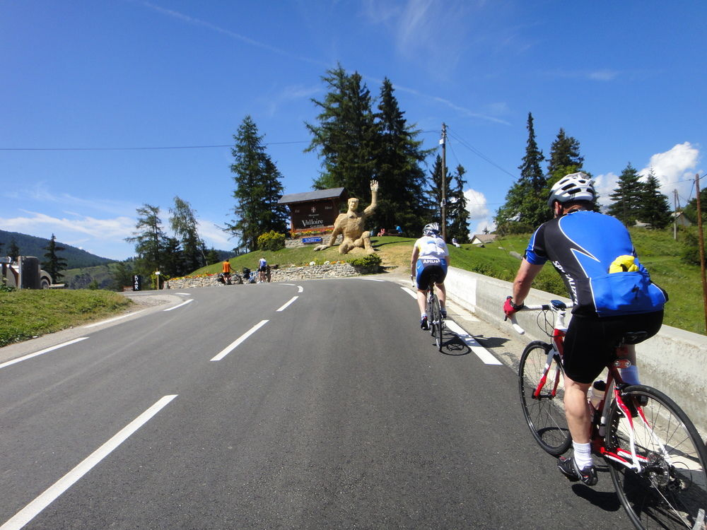 Cycle, Valloire
