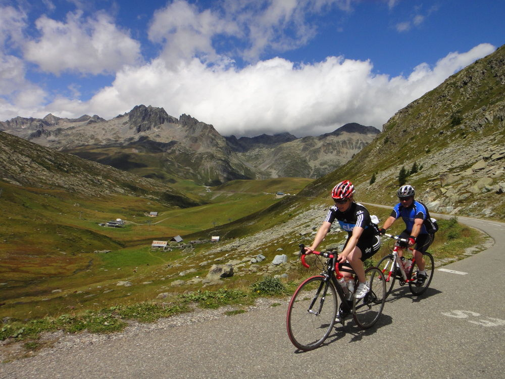 Cycle Maurienne