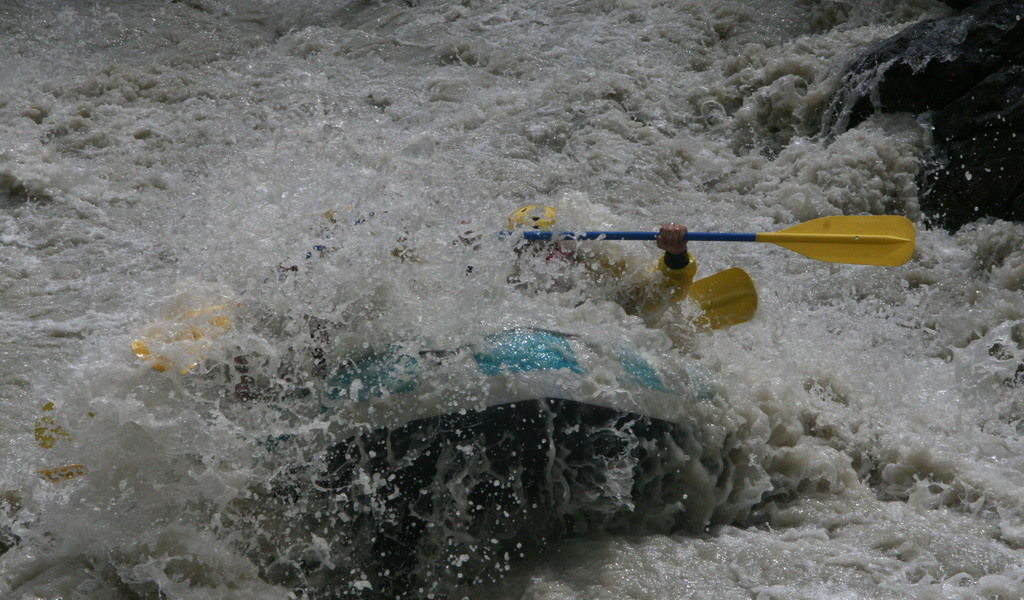 White water rafting 15
