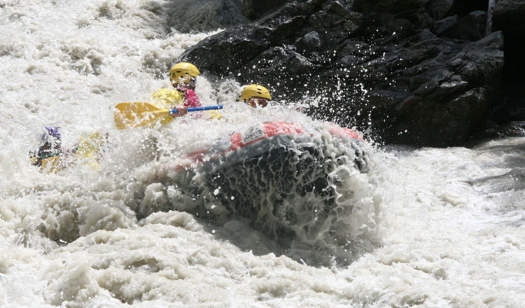 White water rafting 14