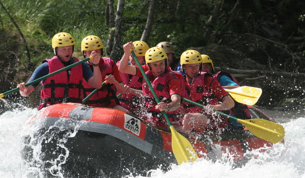 White water rafting 13