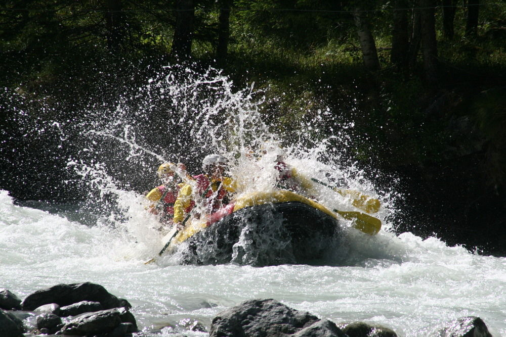 White water rafting 16