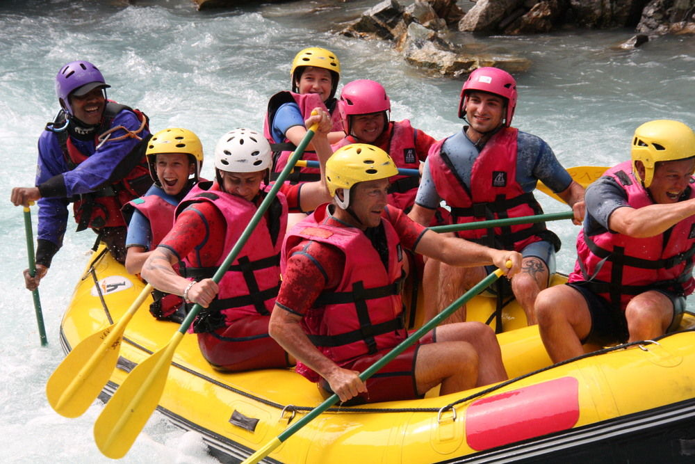 White water rafting 4