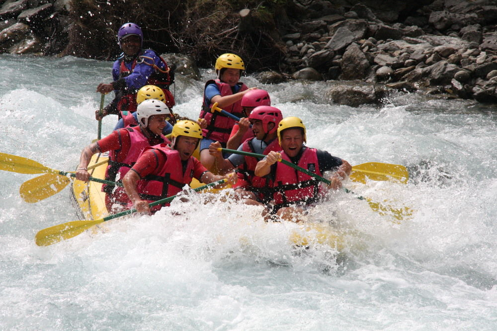 White water rafting 9