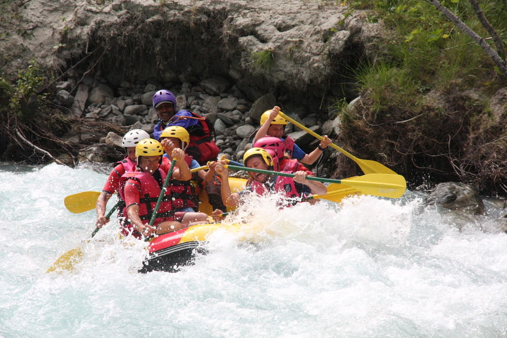 White water rafting 10