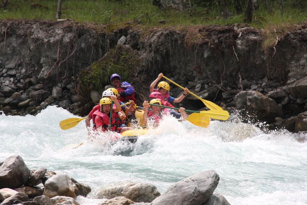 White water rafting 11